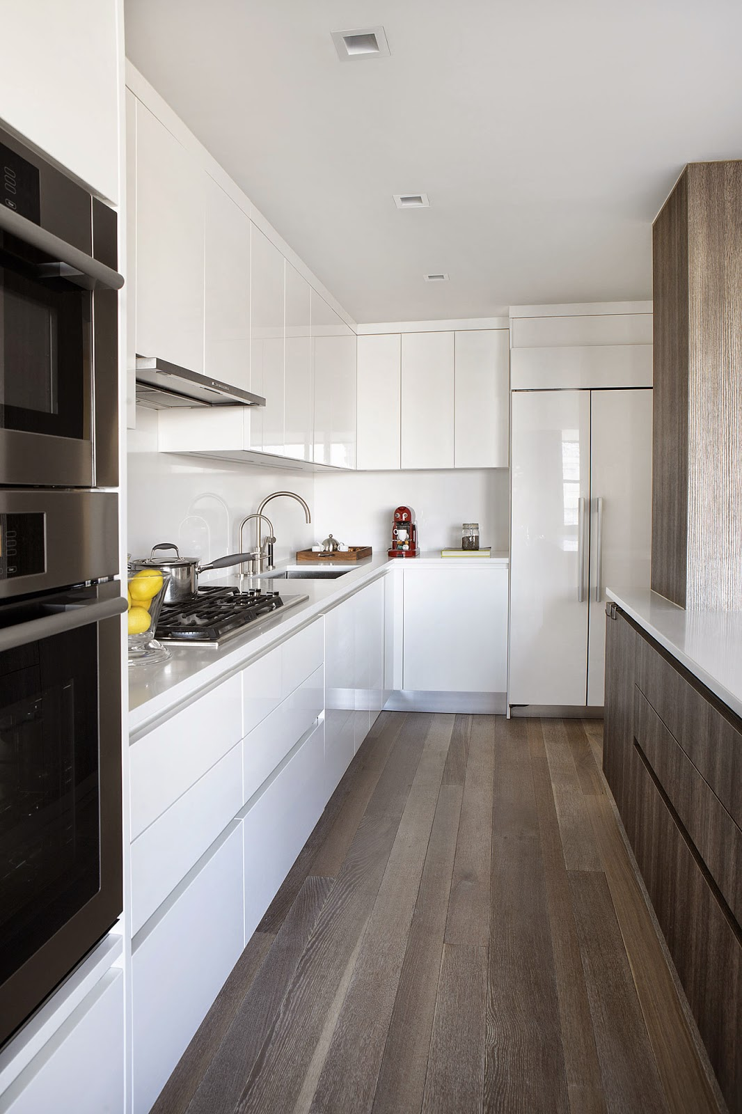 MCKB Custom Minimalist Kitchen By CESAR of Italy - MCK+B