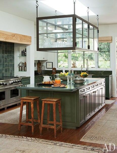 Check out these celebrity kitchens from our friends at ...