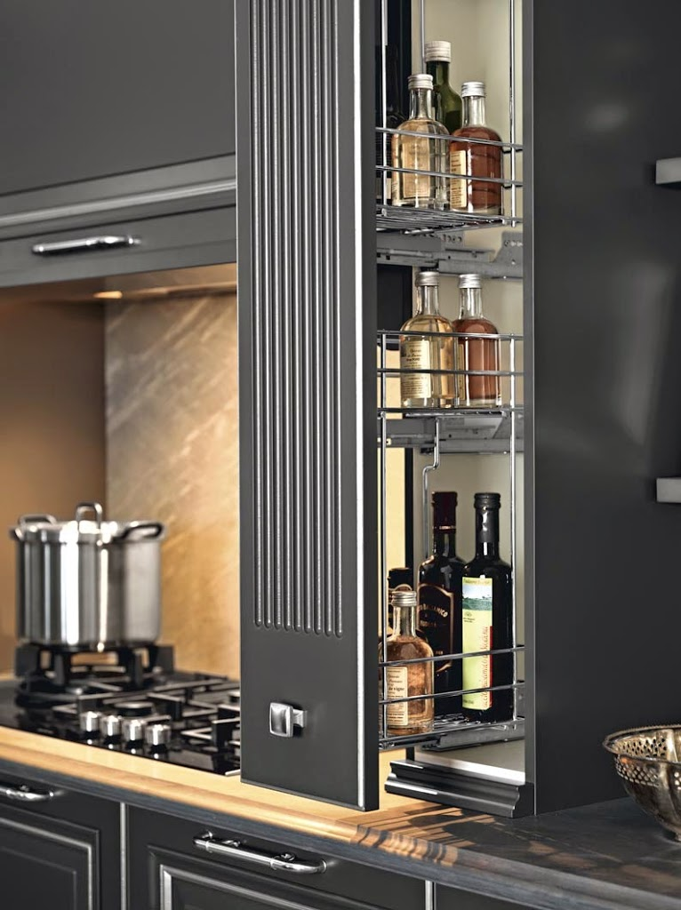 Best Kitchen Storage Ideas Part - 35: ... Portfolio Of Kitchen Storage. If You Would Like More Information About  Any One Of These, Give Our Designers A Call At 212-995-0500, Or Visit Our  Ample ...