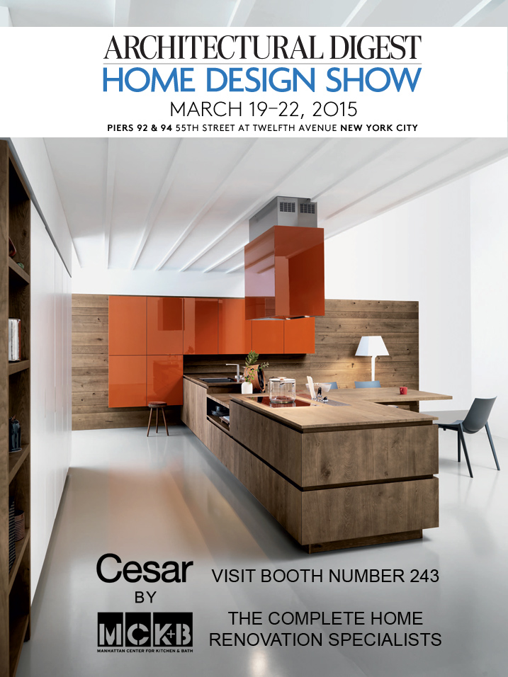 MCKB Booth Number 243 At The Architectural Digest Home Design Show