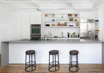 Chef Inspired- Contemporary Studio
