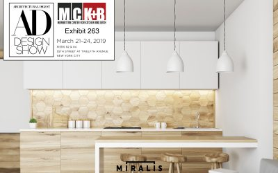 Introducing Miralis Kitchens at the AD Design Show and Trade Partners