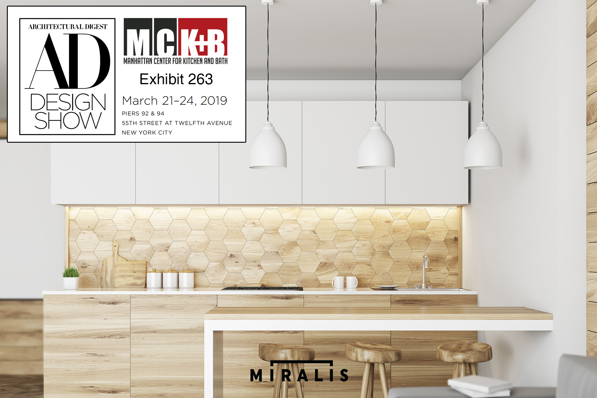 Introducing Miralis Kitchens at the AD Design Show and Trade ...
